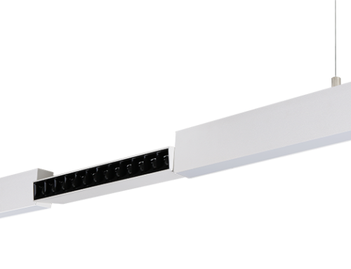 Led Linear Aluminum Pendant Light KF1055