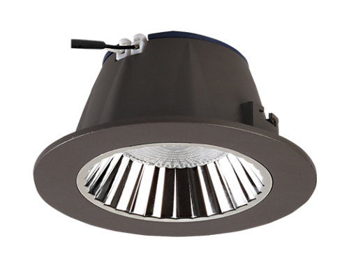 Aluminum Die-casting recessed LED downlight KT6984