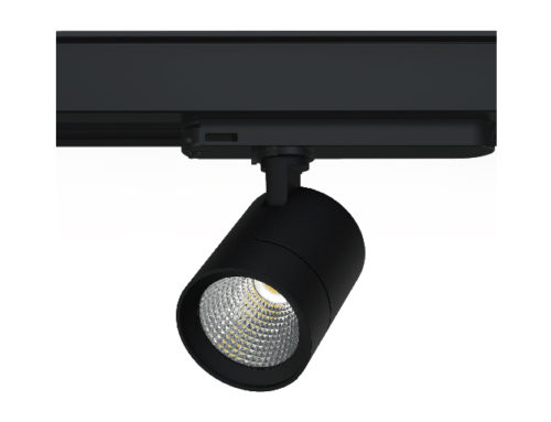3 Phase Track Light With Integrated Adapter Driver MHT8890A